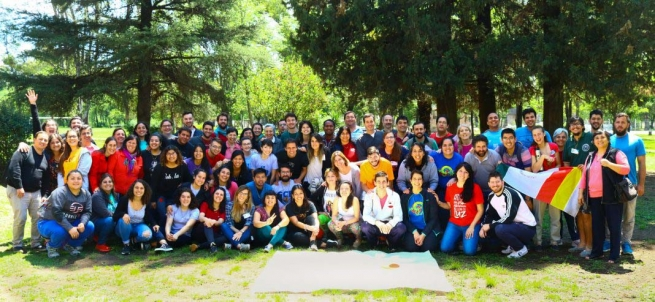 "Argentina - ""In your embrace, we are Movement"": extraordinary assembly of Salesian Youth Movement"