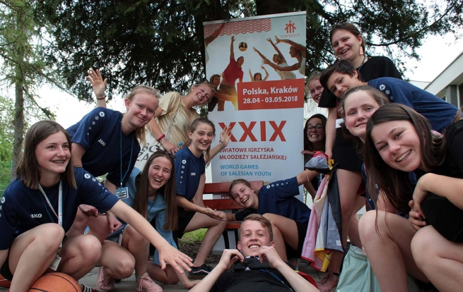 Poland - XXIX edition of International Games of Salesian Youth