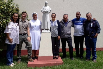 Guatemala - International Commission prepares participation of SYM at WYD in Panama 2019