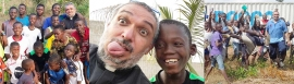 Ghana - Shata, the street child the Salesians taught to laugh