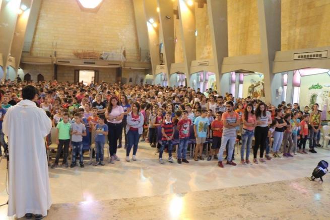 Siria – El Oratorio de Aleppo: un germen que ha perdurado y ha dado vida a muchas personas