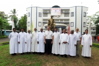 India – Dimapur Youths and Salesian Family greet the Rector Major