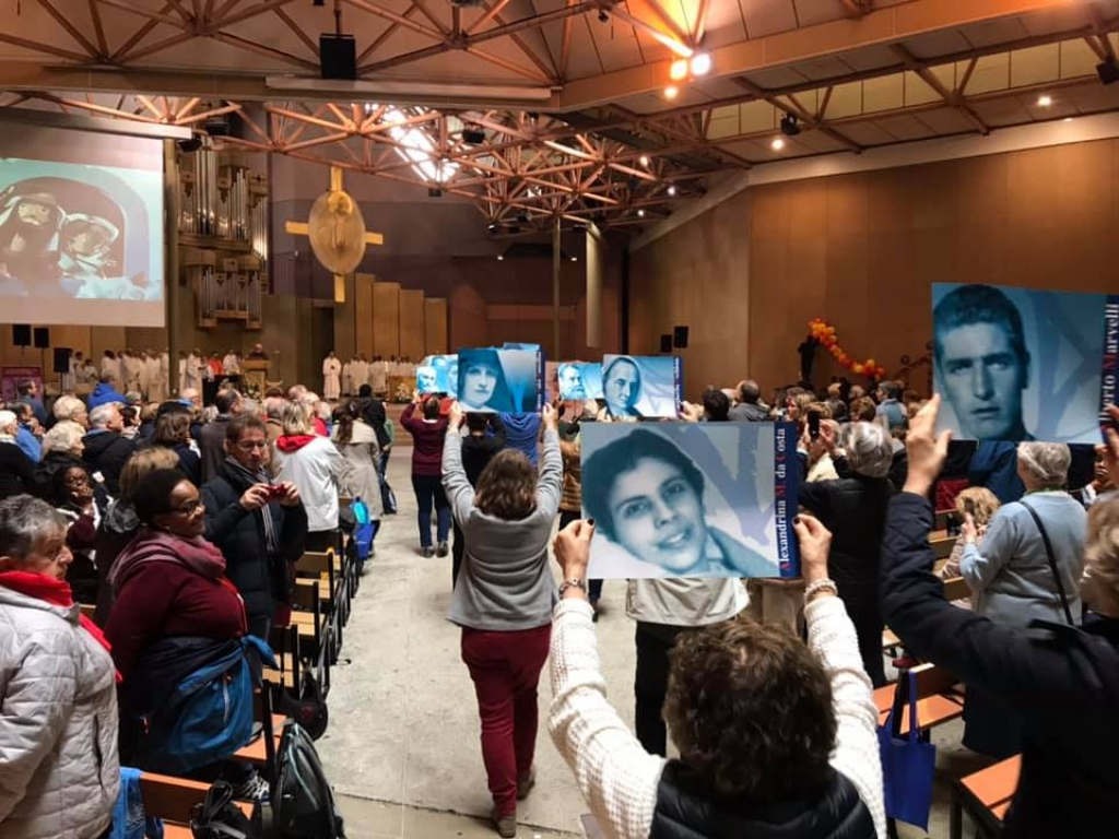 France - 650 participants at Salesian Family meeting