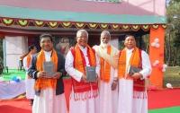 India – Salesian Priest translated Tiwa Bible: released in Don Bosco Umswai