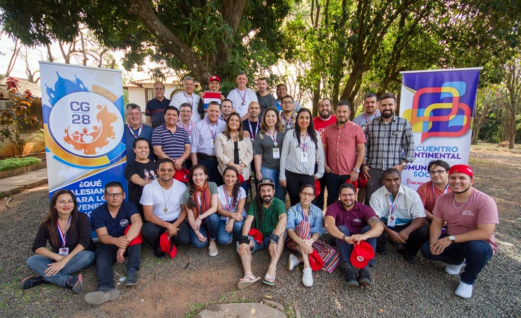 Paraguay - Continental Meeting of Salesian Social Communication