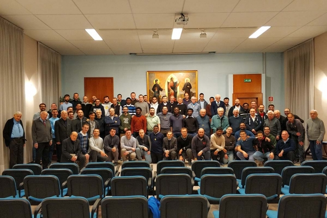 "Italy – Fr Coelho: ""Forming Salesian priests (who are) humane, healthy, balanced, capable of a gaze (full of) love"""