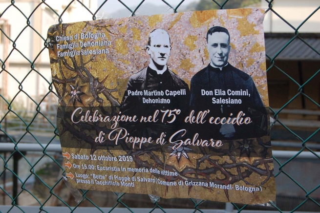 Italy – Remembrance of Fr Elia Comini and Fr Martino Capelli