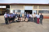 """Kenya – President of """"WorldSkills International"""" visits """"Don Bosco Boys Town"""""""