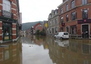 Belgium - Dramatic floods in Belgium: Salesian houses hit and mobilized