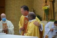 Italy – Installation of Fr Kanaga as new Visitor of Salesian Pontifical University