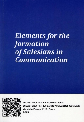 Elements for the formation of the Salesians of Communication