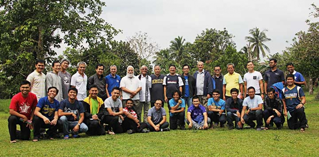"Philippines - Salesian Coadjutor Brothers and lay collaborators in ""Servants of Youth"" mission"