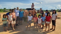 Brazil – Donations of clay filters alleviate suffering of Xavante natives in Campinapolis