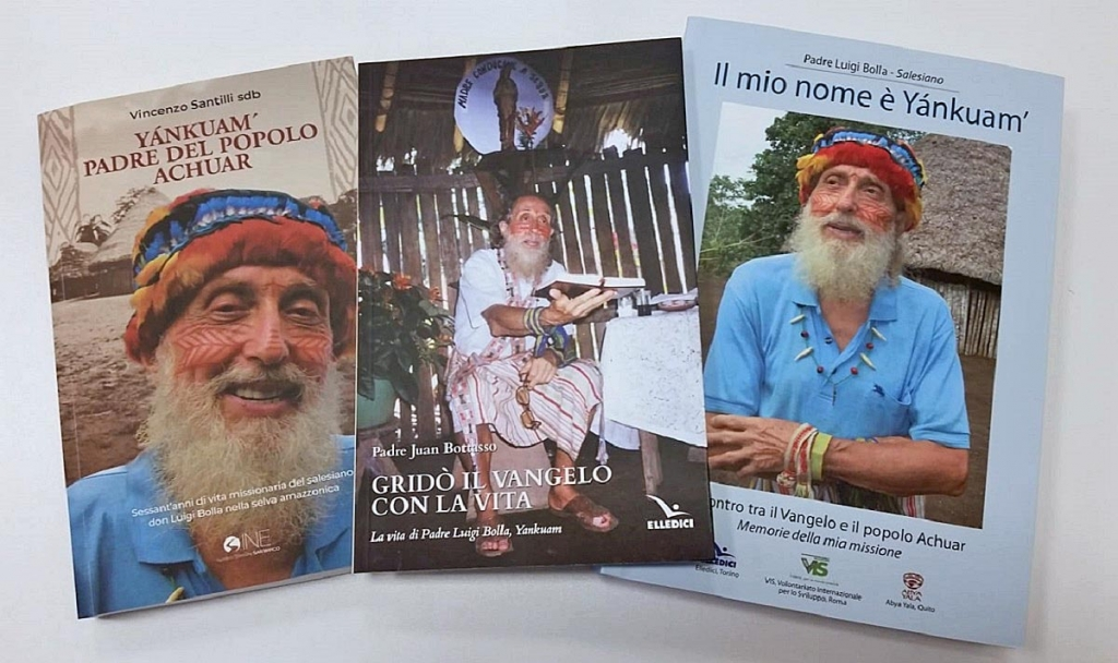Italia – Padre Luis Bolla, modelo de evangelización inculturada