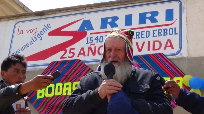"Bolivia - Radio ""Sariri"": 25 years -  a voice that will not be turned off"