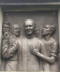 Italy - 1 October 1944 - 75th anniversary of Fr Elia Comini's martyrdom