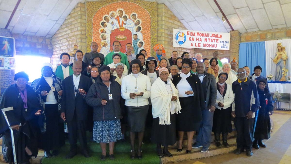 Lesotho - Congress of Salesian Cooperators