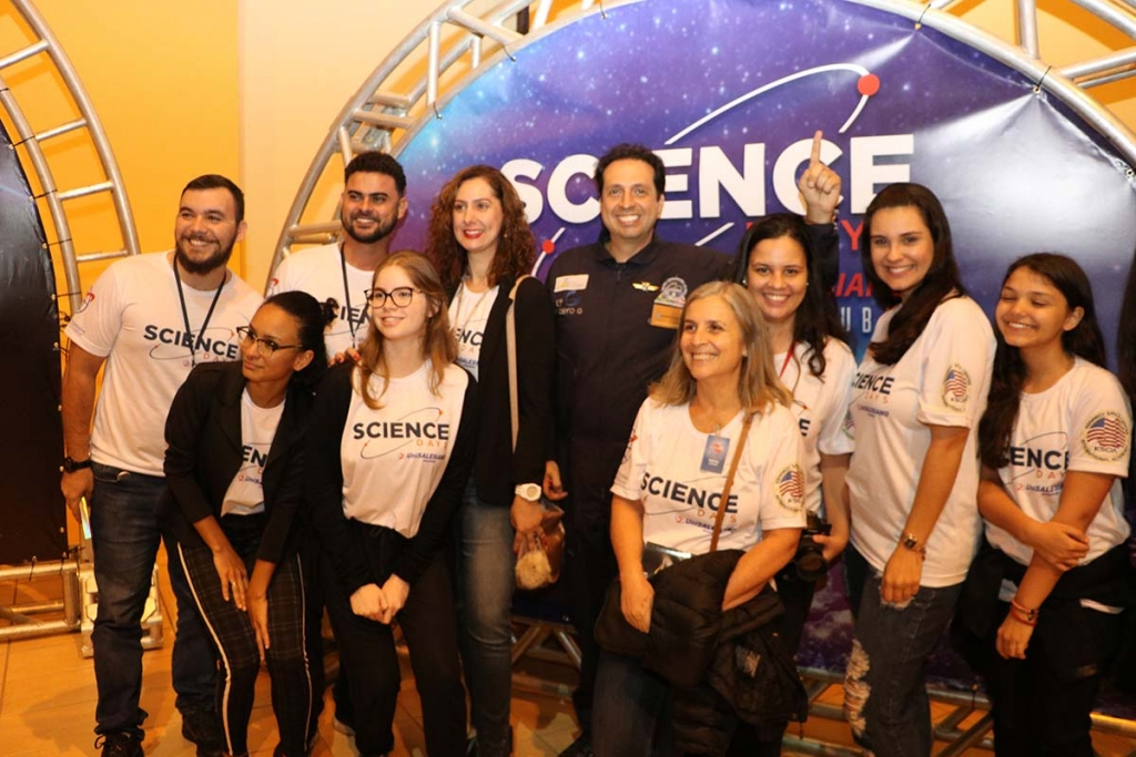 "Brazil – Over 20,000 people visited ""Science Days"" at ""UniSalesiano"" in Araçatuba"