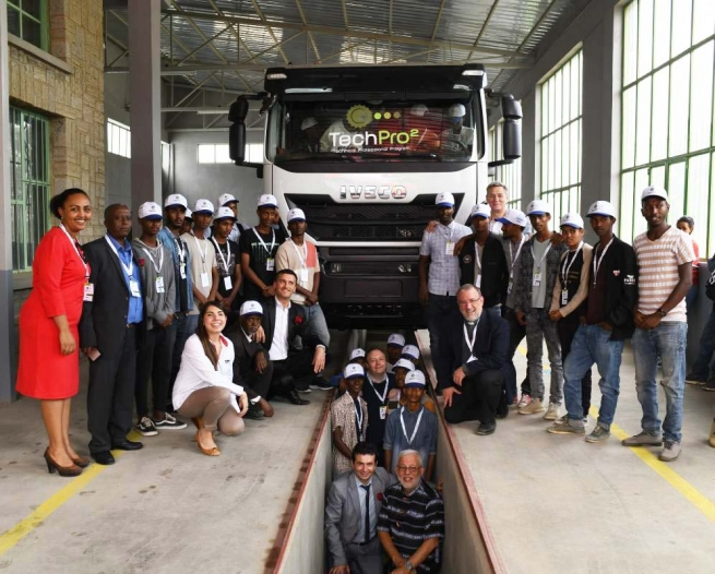 Ethiopia – New vocational training opportunities for young Ethiopians