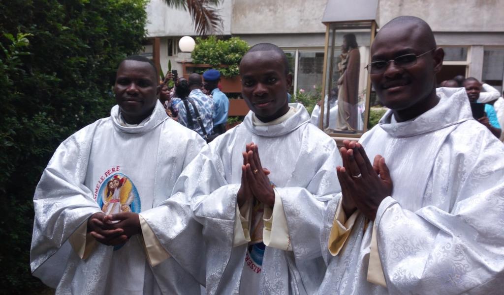 Benin – Ordenação sacerdotal de 3 Salesianos