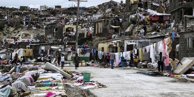 """Haiti – «Furacão Matthew»: """"Devemos os Salesianos estar onde estão milhares de jovens que passam por necessidade"""""""