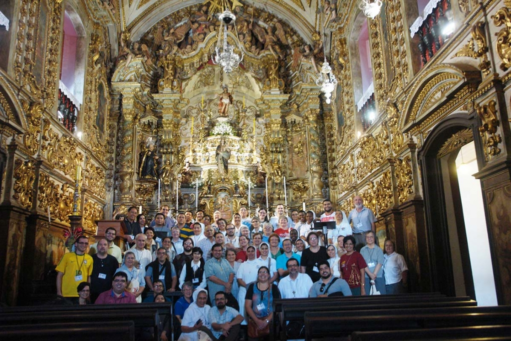 Brazil - Continental Seminar on Missionary Animation and Formation