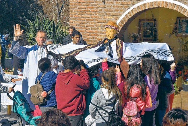 Argentina - Blessed Ceferino Namuncurá: a modern Sainthood and celebrations in Chimpay