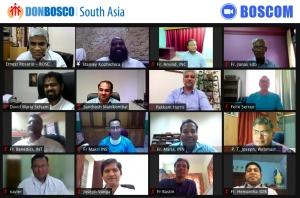 "India - Annual meeting of ""BOSCOM"" executive body"