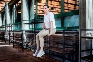 "Belgium – Former Olympic gold medalist Kim Gevaert: ""Don Bosco school believed in everyone's talents"""