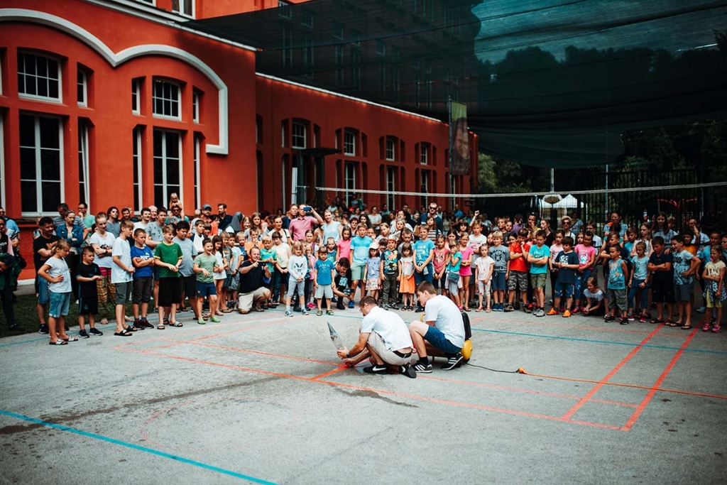 Slovenia - 25,000 youths and 7,000 animators meet in summer oratories