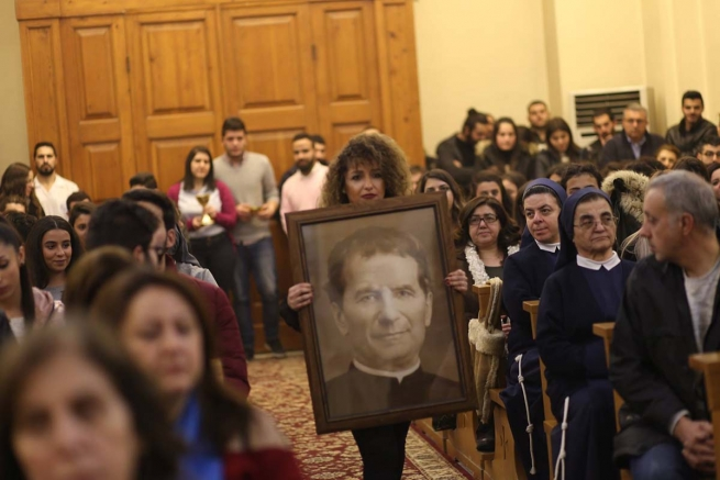 "Syria - New ground for new ""Don Bosco Center"": Salesian work in Damascus is growing"