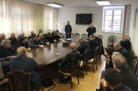 Croatia – End of Extraordinary Visitation of Fr Rozmus