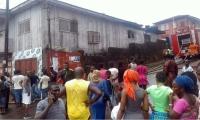 Sierra Leone - Fire destroys house of Don Bosco Fambul program hosting 34 child victims of abuse