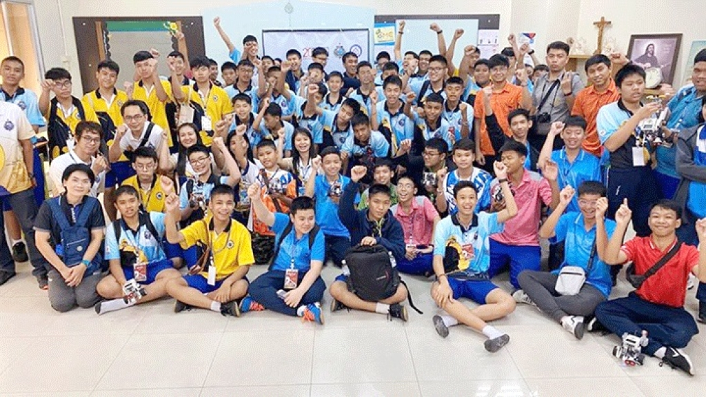 "Thailand - ""Salesian Academic Camp 2020"""