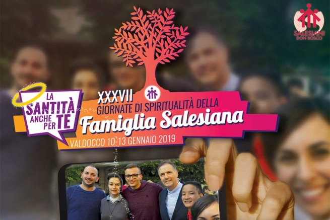 RMG - Salesian Family on the road to holiness: Spirituality Days 2019
