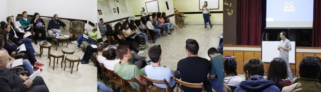 "Syria - ""Enlightening the future"": educational and economic support for young people"