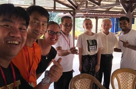 Cambodia – Annual meeting of East Asia-Oceania Missions Animators: Love for the Mission!