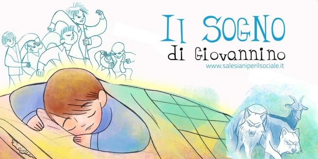 "Italy – ""Giovannino's dream:"" the dream of 9-year-old Don Bosco told to children"