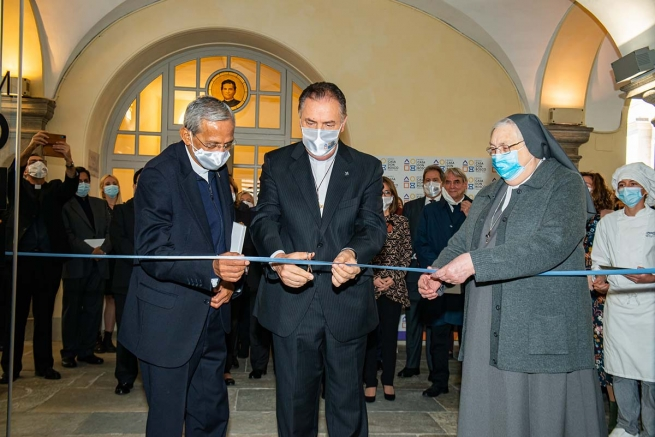 "Italy – Don Bosco House Museum opens: ""a precious pearl that will testify to Don Bosco's greatness"""