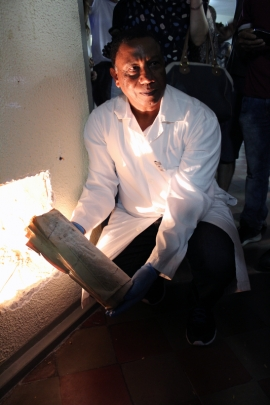 "Brazil – 1954 ""Time Capsule"" opened in old Salesian school"