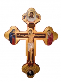 Italy – Luminous cross in memory of Msgr. Giuseppe Cognata, SDB