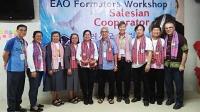 Cambodia – EAO Salesian Cooperators Workshop: sharing joy of living spirit of Don Bosco