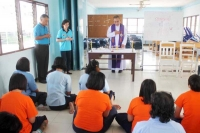Thailand – Resumption of prison ministry in Bangkok prisons