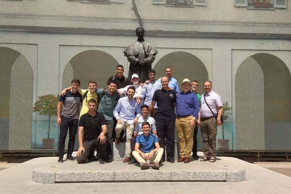 Italy - Italian course for European pre-novices