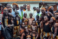 D.R. Congo - Fourth day of Rector Major's visit