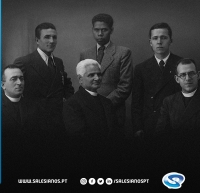 Cape Verde - The first Salesian missionaries, led by Fr Francisco Leite Pereira