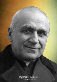 Italy – 1870-2020: towards 150th anniversary of Fr Ricaldone's birth, IV Successor of Don Bosco