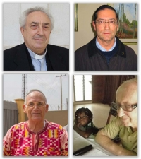 Italy – Salesian Garden of Heaven welcomes four new witnesses