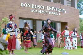 "India – ""Aiming Higher"". La Universidad Don Bosco de Assam en un documental de la BBC"