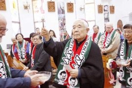 "Taiwan – Archbishop Joseph Ti-Kang, SSCC: ""Don Bosco is the spiritual guide of my life"""